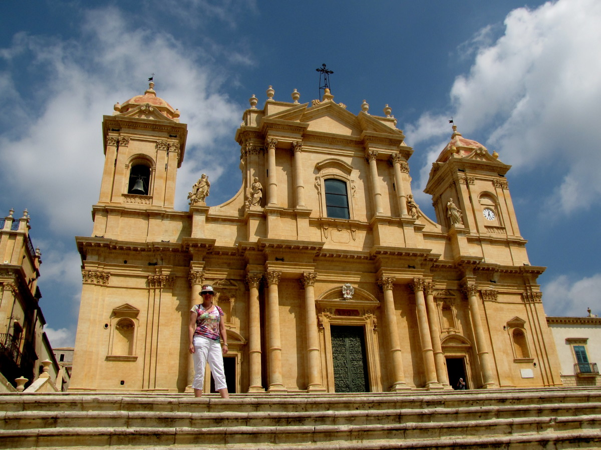 What to See in Beautiful Noto, Sicily