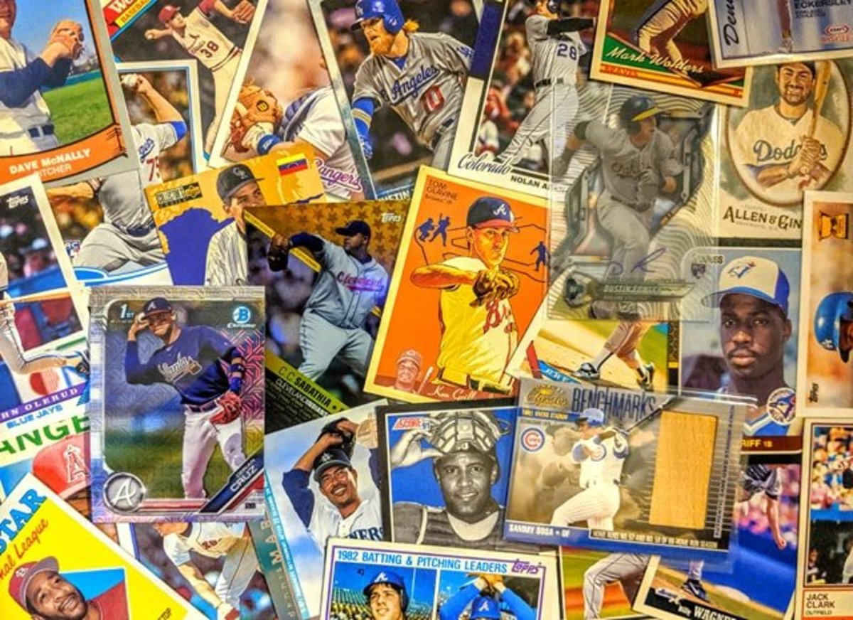 A Beginners Guide To Buying Selling And Trading Baseball Cards