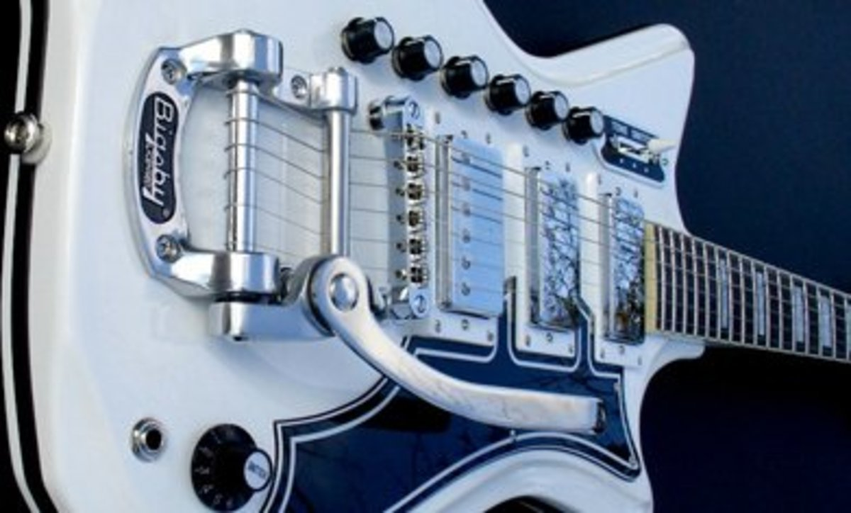The Best Unique, Weird and Unusual Electric Guitars Under $1000