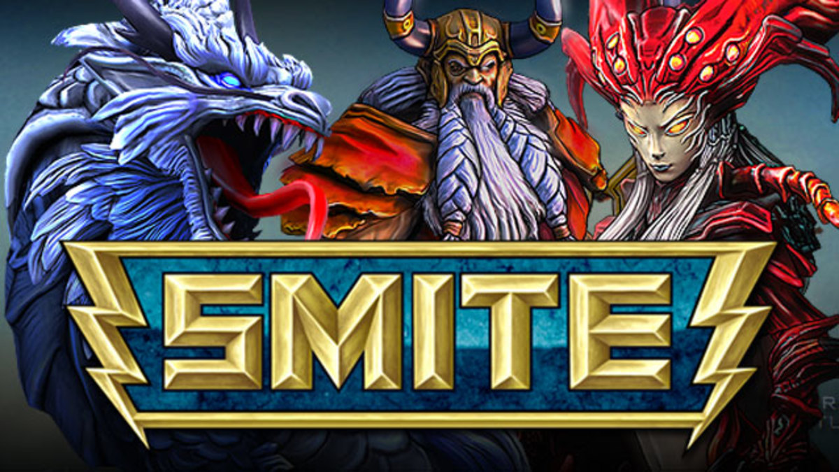 Smite: Top 5 Funnest Gods to Play in Arena (3/19/13)