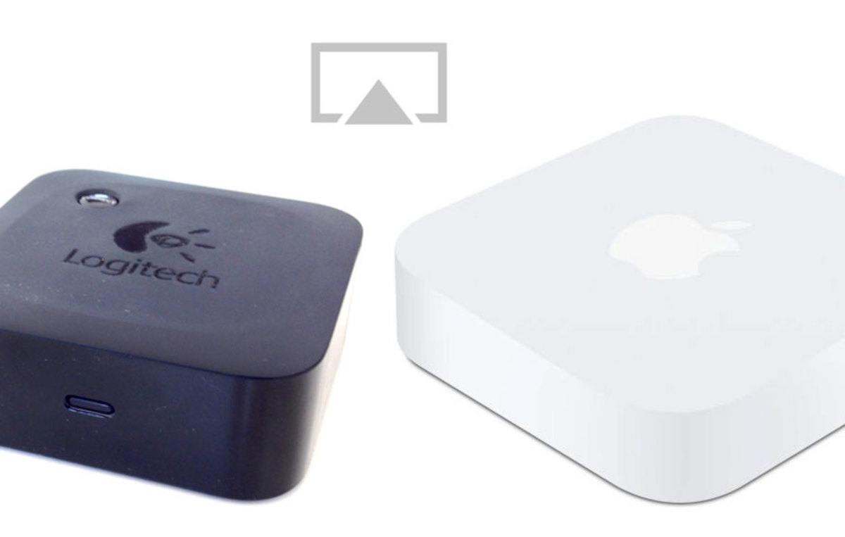 how to use an airplay adapter to add wireless features to. Black Bedroom Furniture Sets. Home Design Ideas