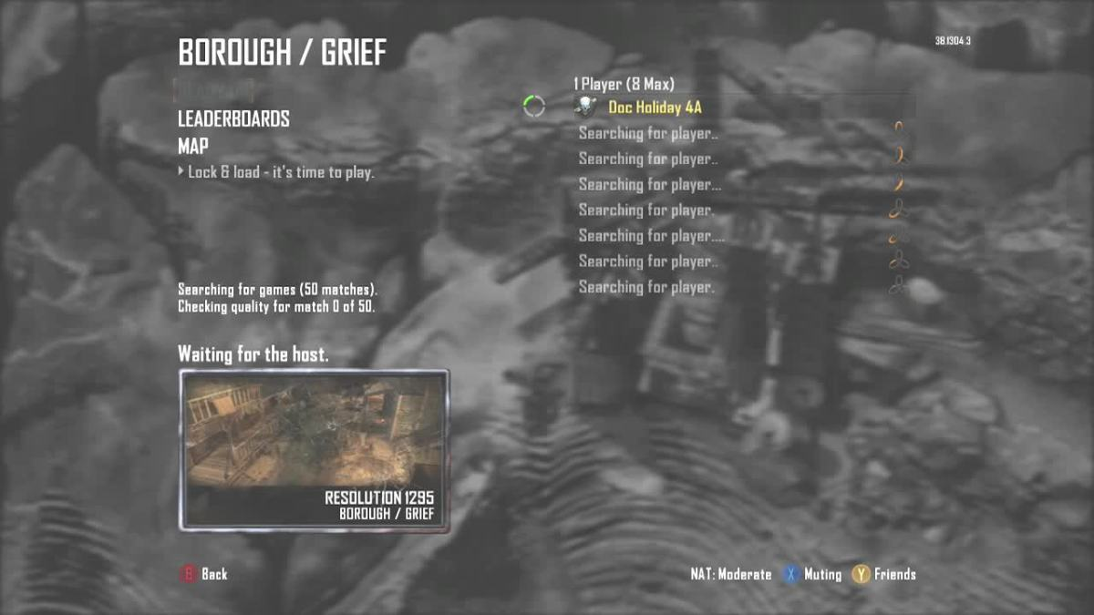 Borough, Grief Mode (Buried Grief) - Call of Duty: Black Ops 2, Zombies