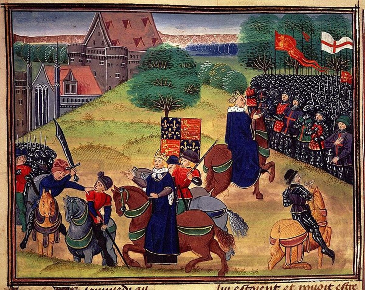 """The Peasants Revolt 1381"""