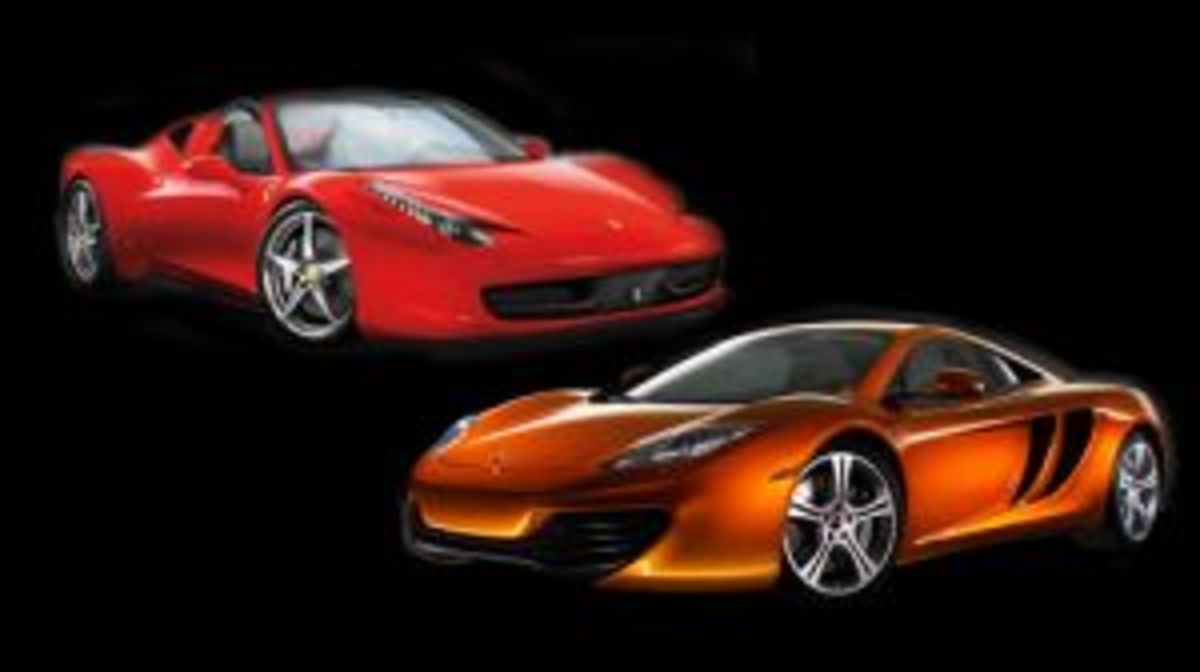 Top 5 Budget Supercars