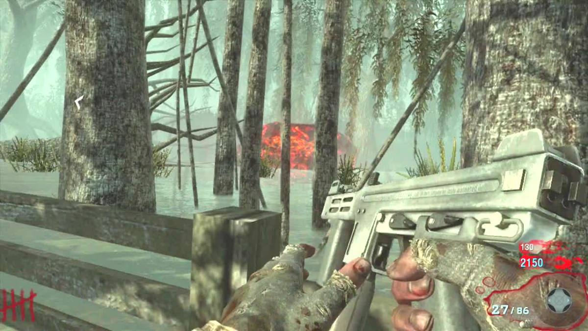 Element 115 in the Zombie Story—Call of Duty: Zombies