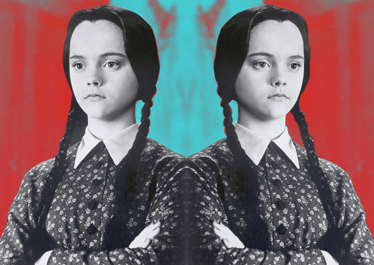 How to Act, Look, and Dress Like Wednesday Addams for Halloween