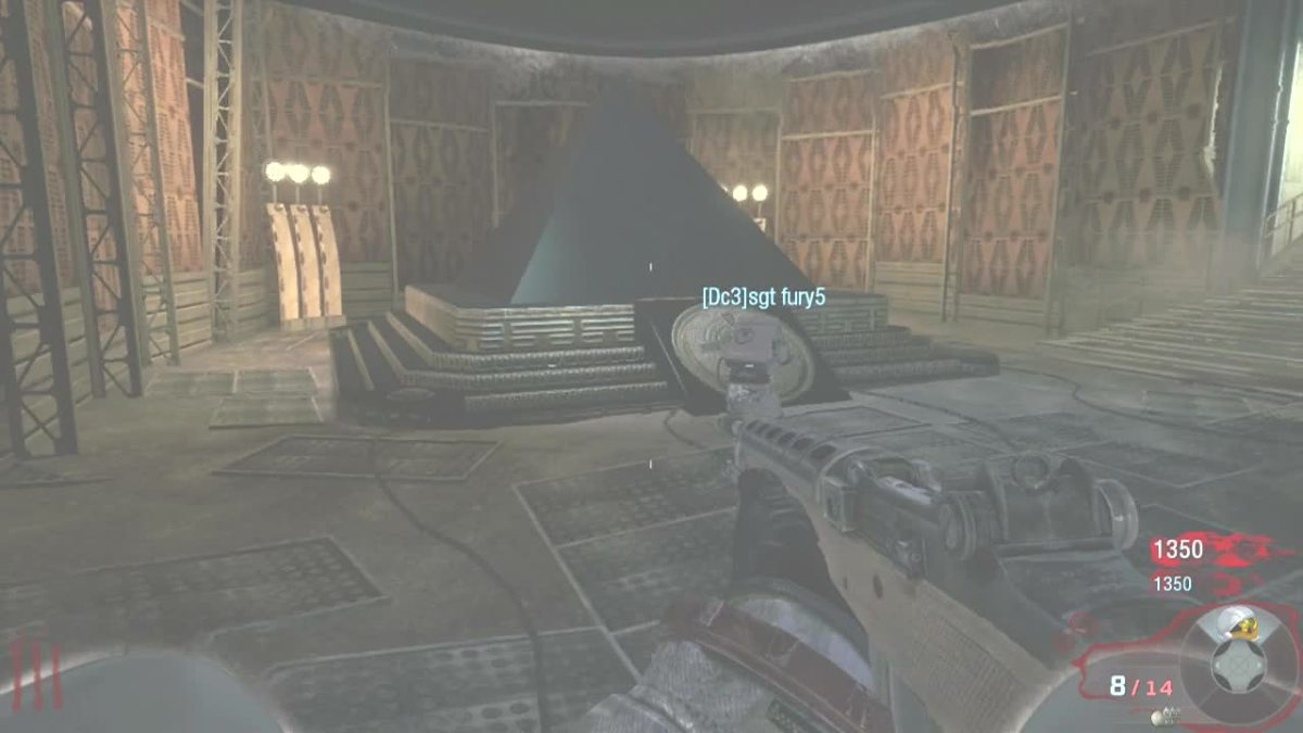 M.P.D. (Moon Pyramid Device) In Call of Duty Zombies