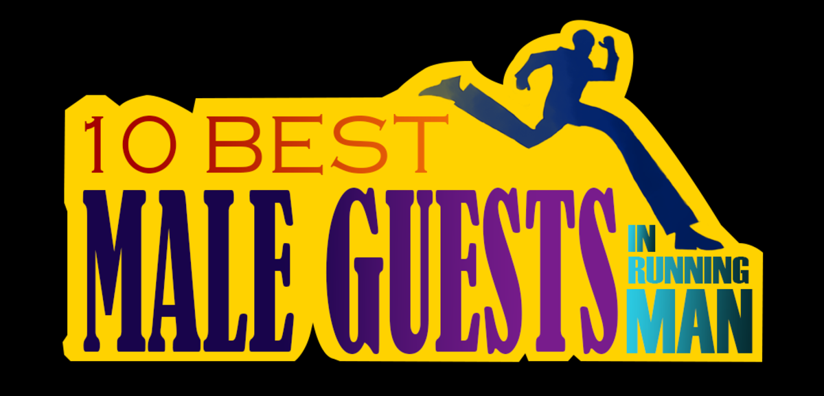 10 Best Male Guests in Running Man