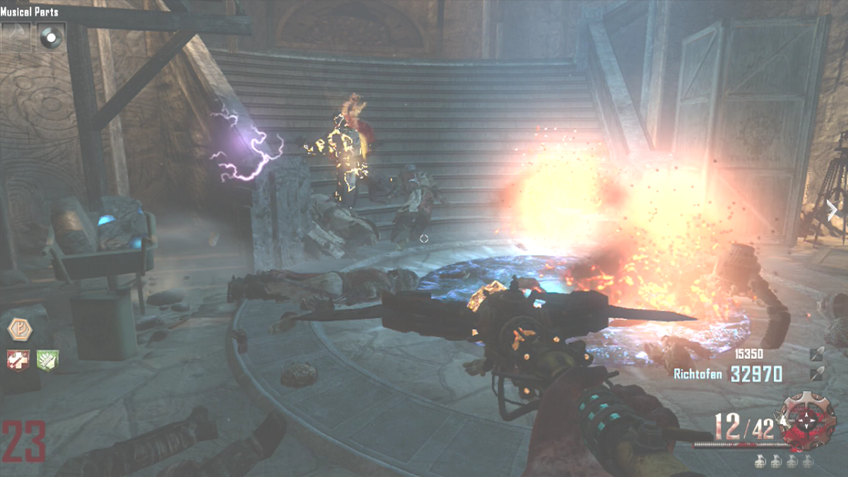 How to Upgrade the Staff of Fire in Origins -