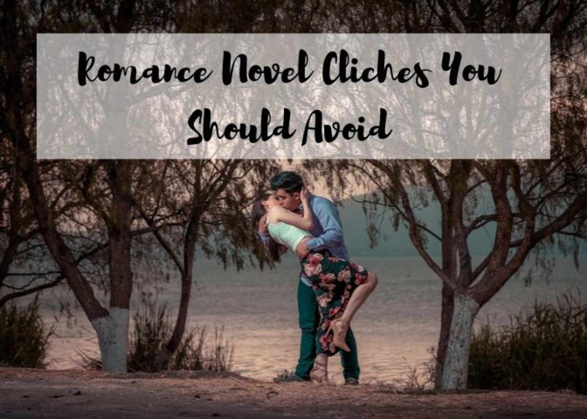 Romance novel authors have a habit of relying on the same tired tropes, but that doesn't mean you have to.