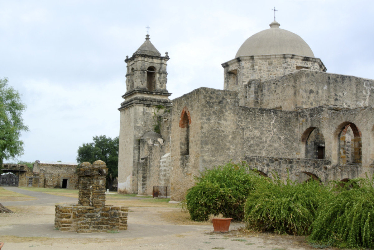 Things to do in San Antonio, Texas: Visit the Mission San José