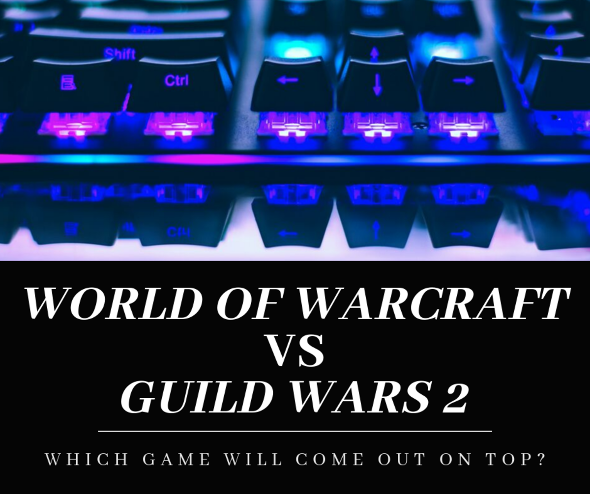 """Between """"World of Warcraft"""" and """"Guild Wars 2,"""" which game do you think would win in a face-off?"""
