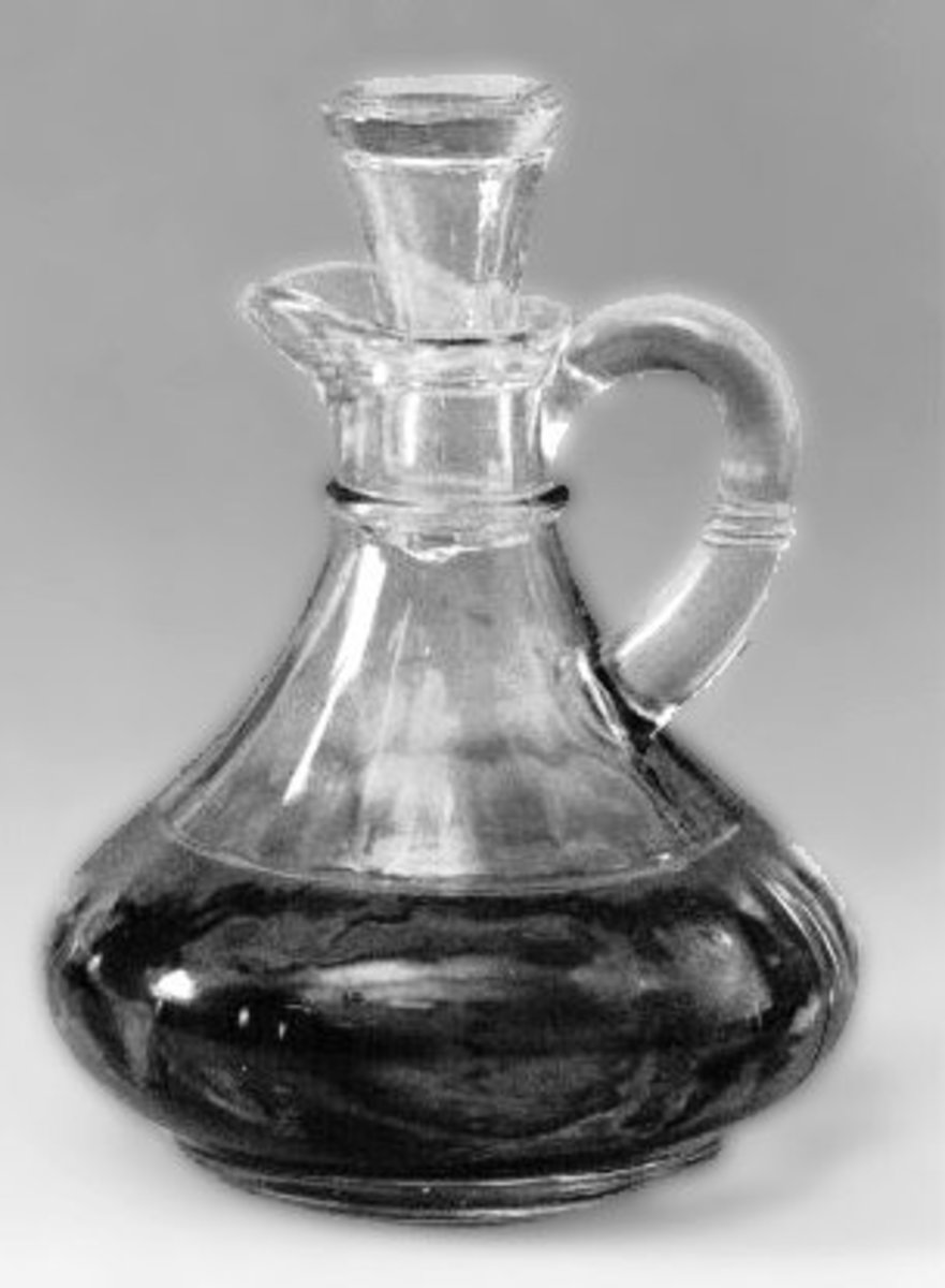 Changes in Cruet Styles Throughout the Centuries
