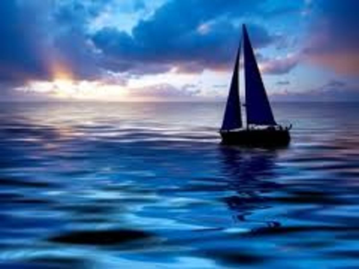 Sailing: Searching for the Shores of Tranquility