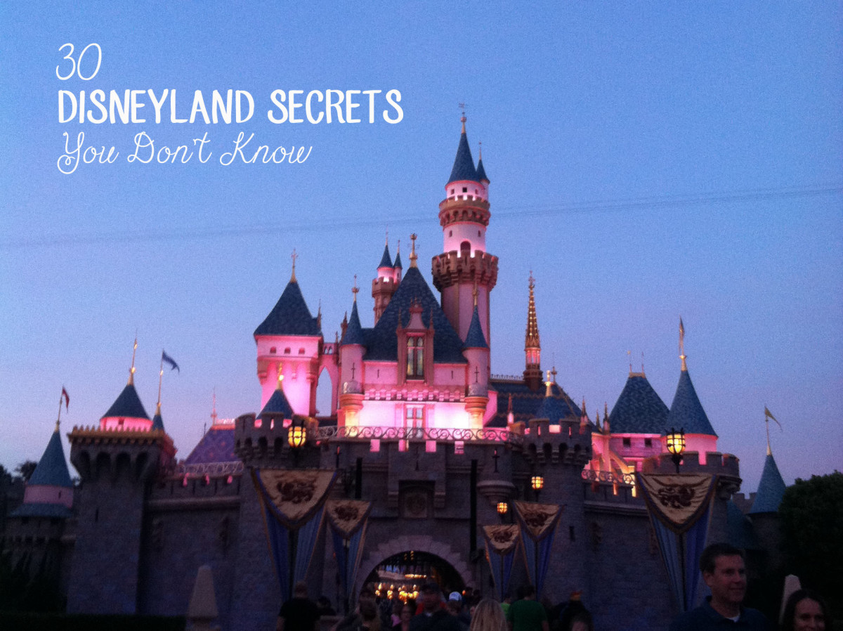 30 Disneyland Secrets You Don't Know
