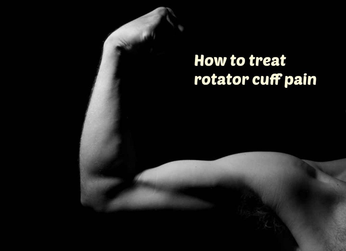 How to Treat Rotator Cuff Pain and Rotator Cuff Injuries
