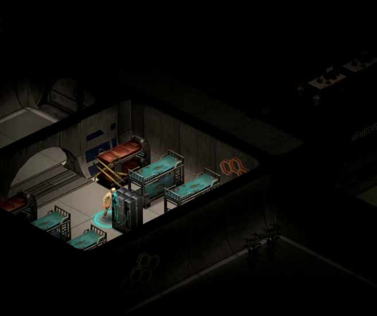 Shadowrun Returns Get to the Inner Sanctum of the Universal Brotherhood