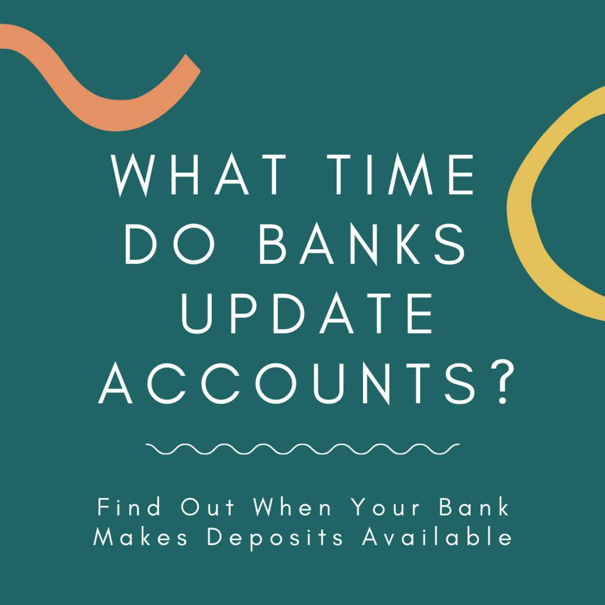 What Time Does My Money Transfer Into My USA Bank Account?
