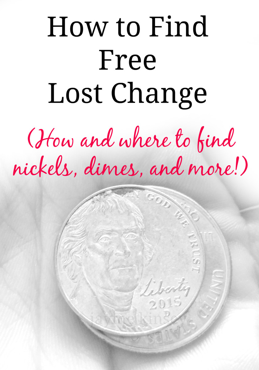 Pick up that penny! Every bit of loose change you find makes you a little bit richer. Get some tips on finding free lost change.