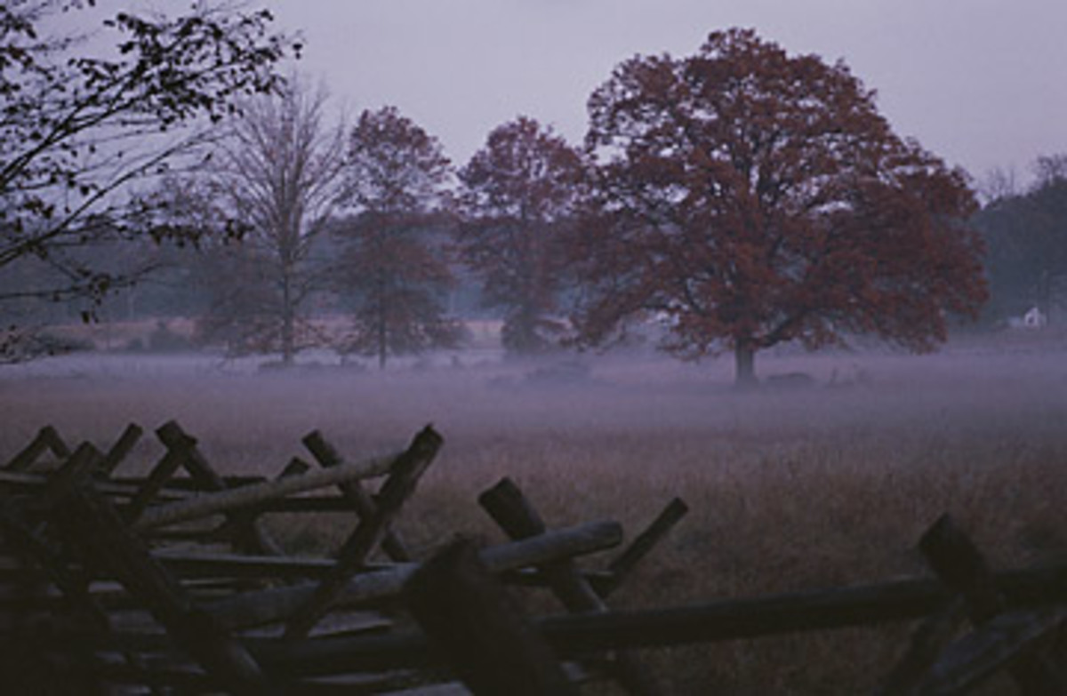 Whispers From the Past: A Ghost Walk in Gettysburg