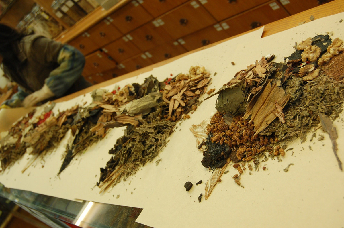 Using Chinese Herbs For Fertility Remedygrove