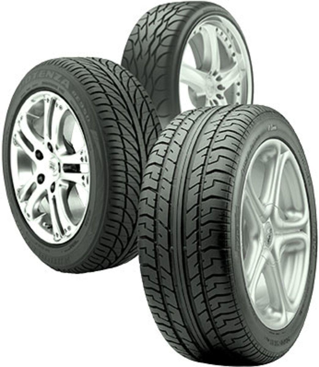 All you need to know about your car tires