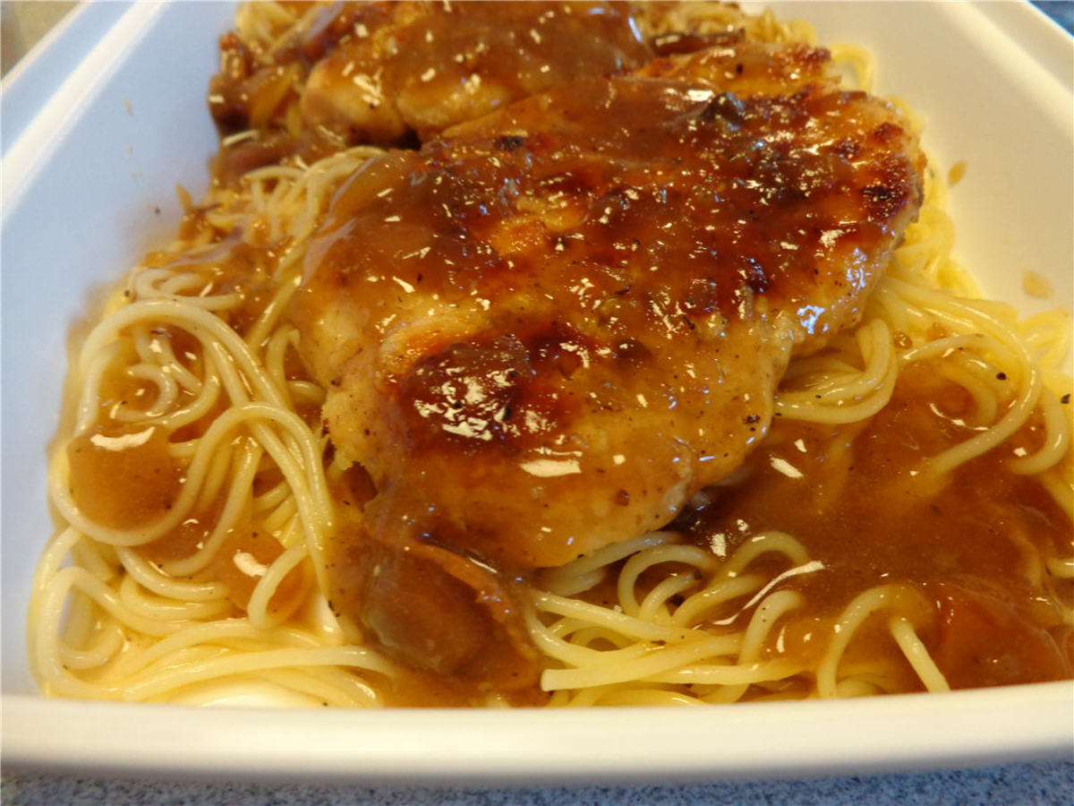 Easy Recipe for Chicken Marsala