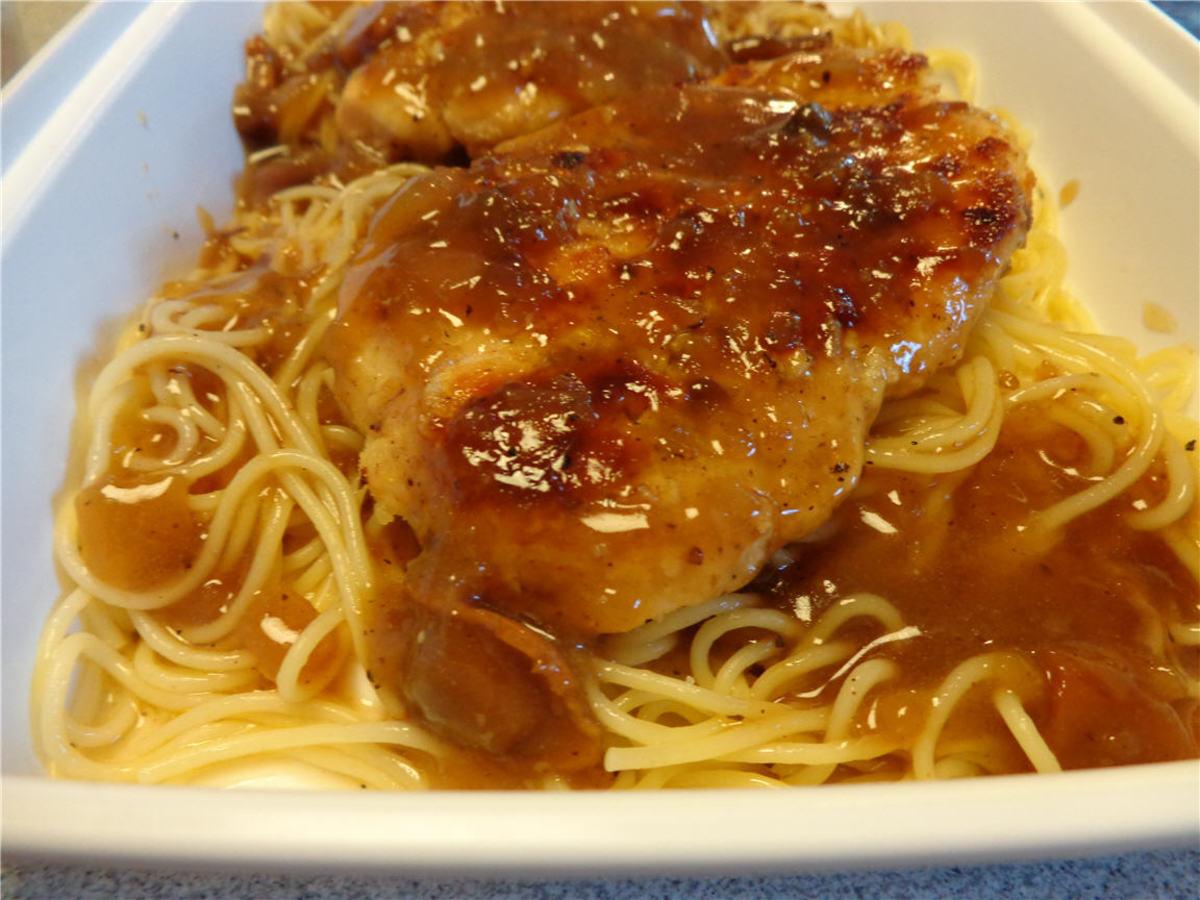 Easy Recipe for Chicken Marsala