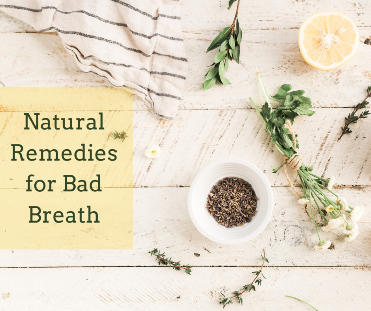 6 Natural Mouth Fresheners (You Can Eat!)