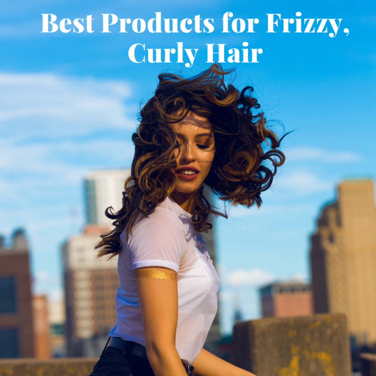 The 6 Best Products for Frizzy, Curly Hair