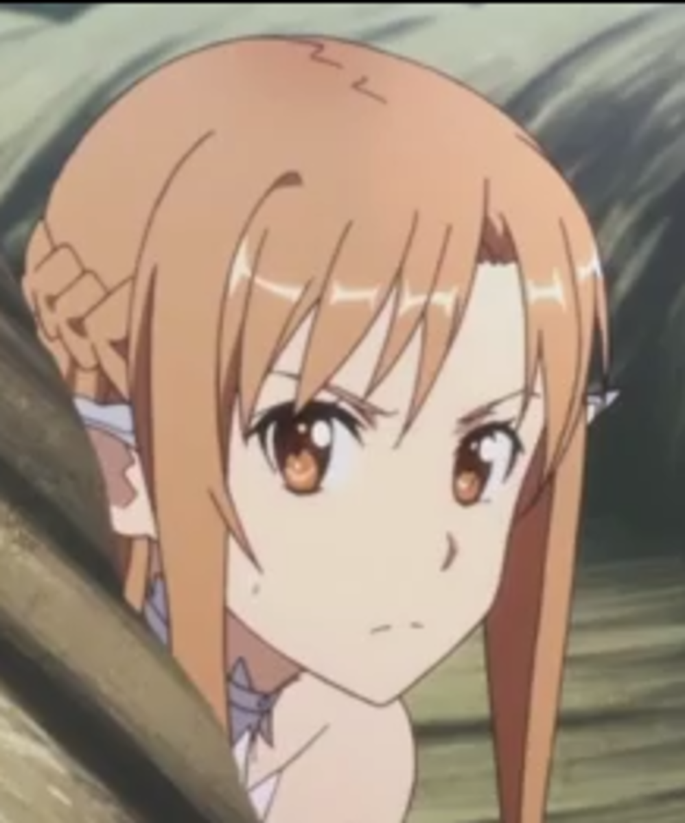 Asuna from Sword Art Online: An Angry Rant