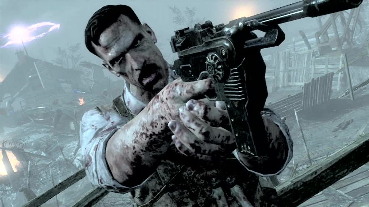 Richtofen in Origins.