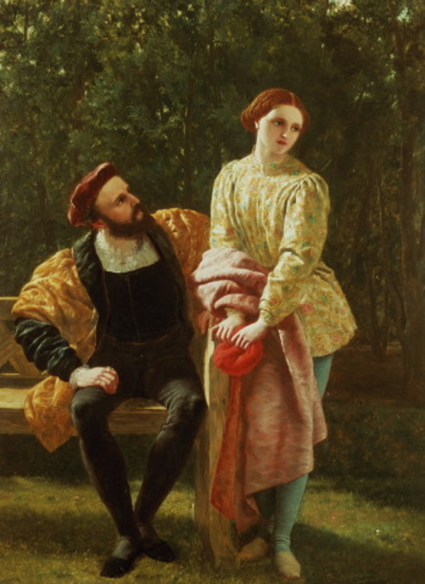 "Theme of Desire in Shakespeare's ""Twelfth Night"""