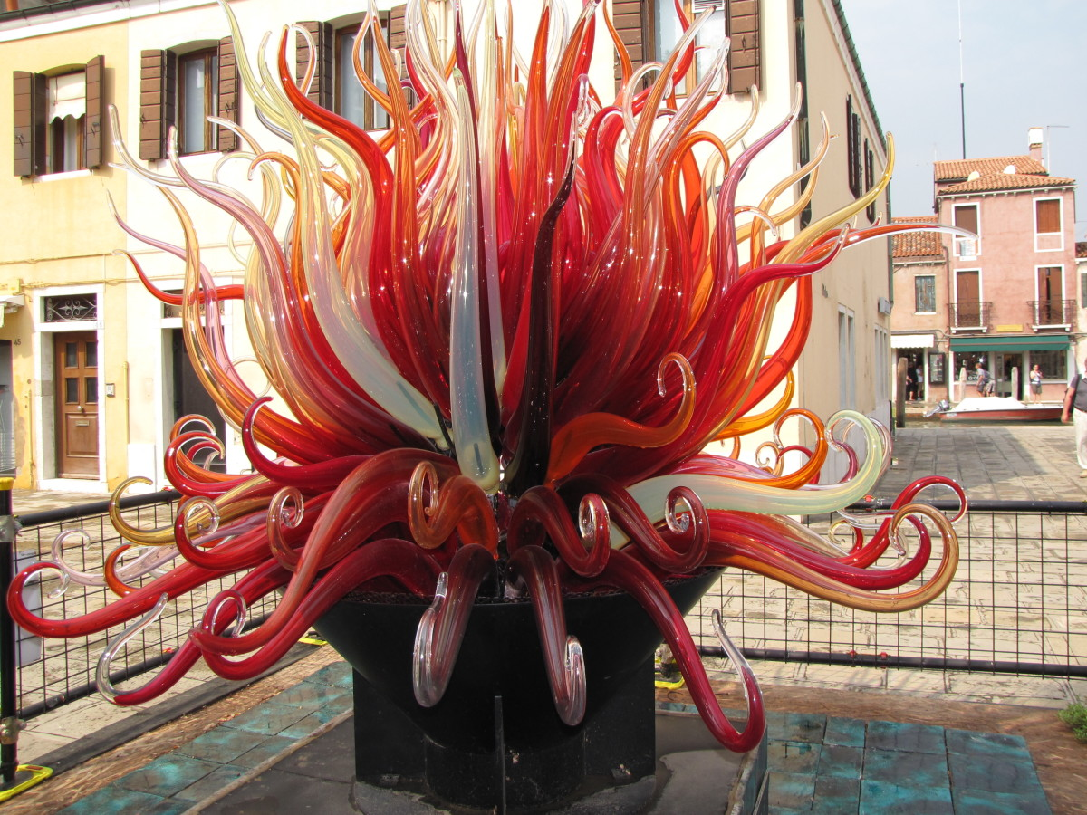 Visiting Murano:  Venice's Glass Island