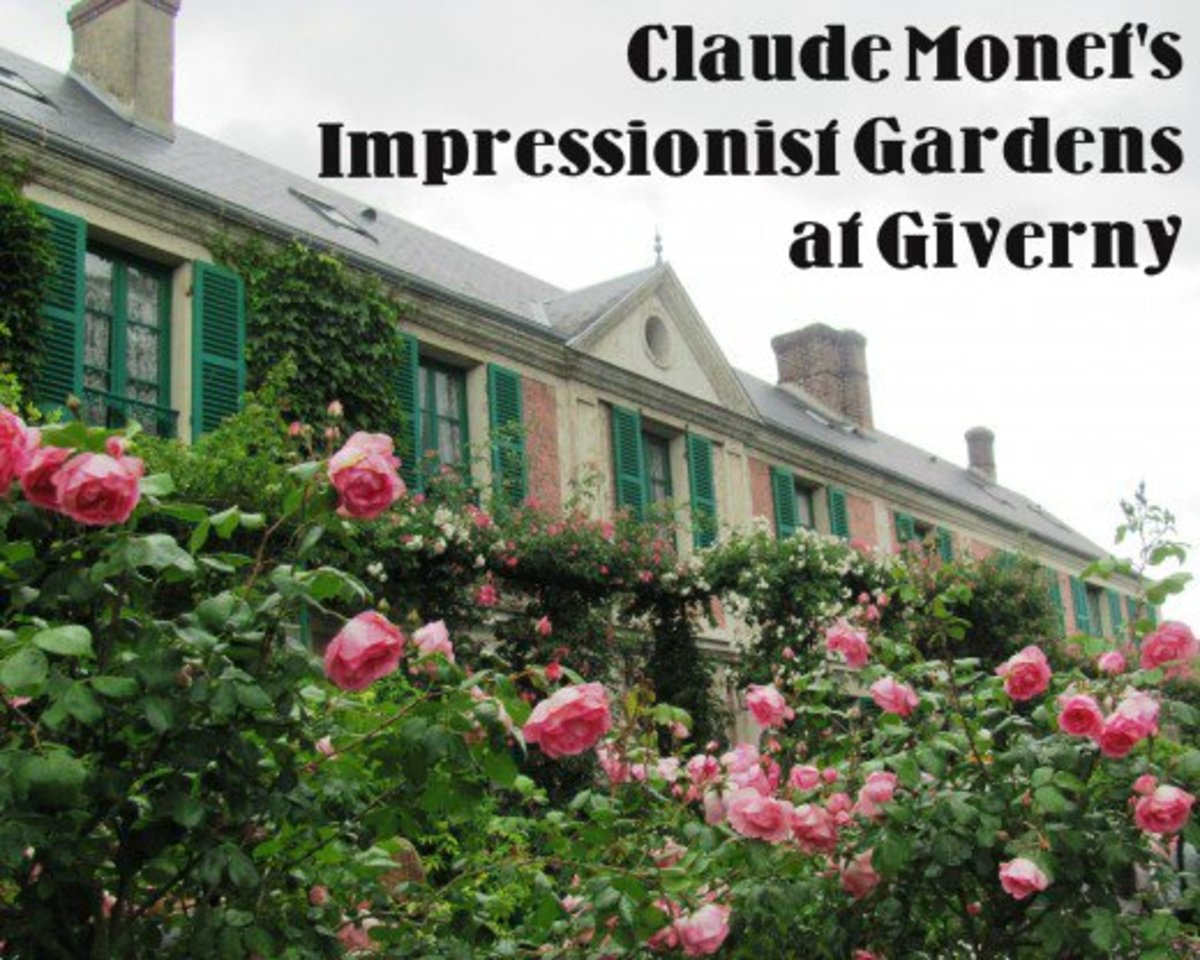 Claude Monet, master of Impressionism, spent the last 43 years of his life (1883 to 1926) at Giverny outside Paris.