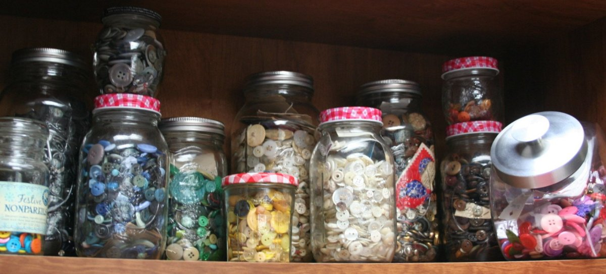 All About Collecting, Storing, and Cleaning Buttons