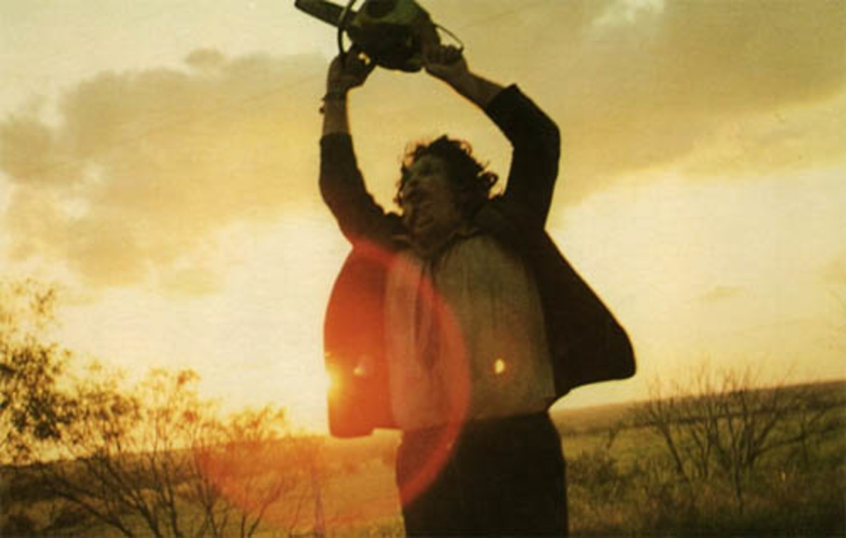 Leatherface's dance