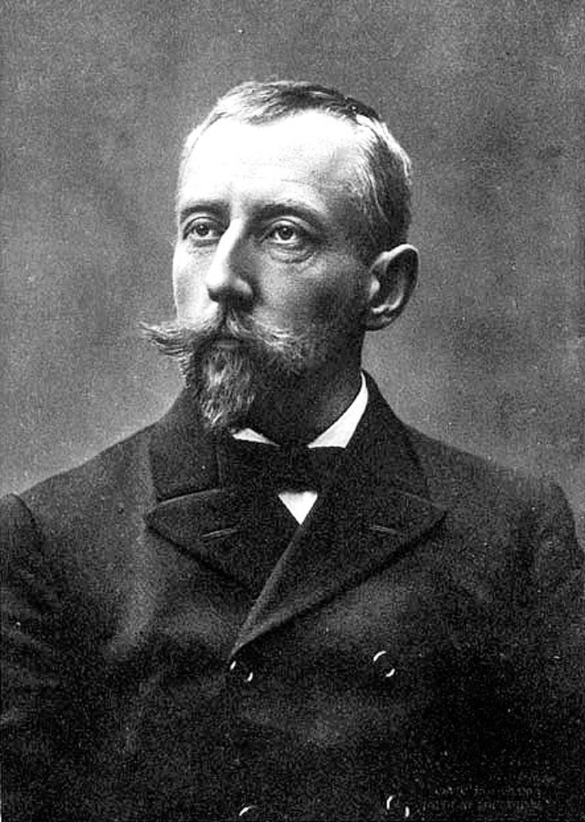 Roald Amundsen, first man on the South Pole