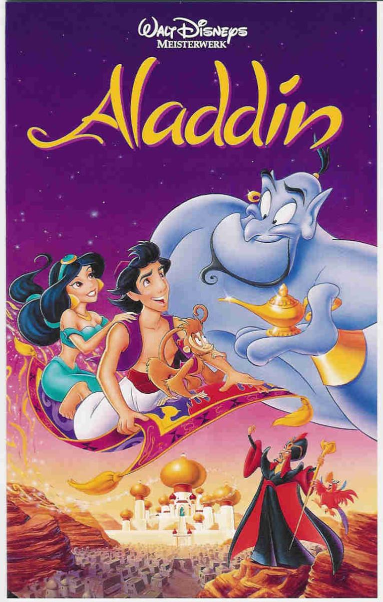 Hidden Images in Disney's