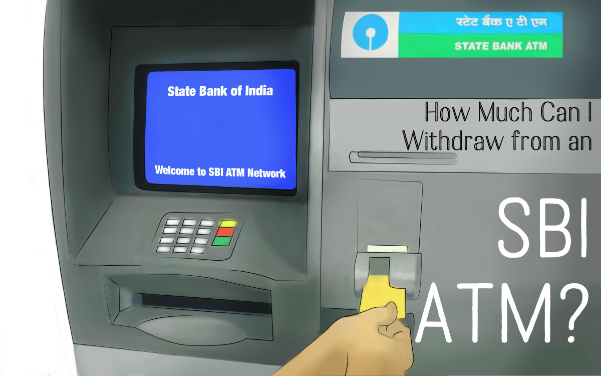 Maximum Withdrawal Limit from SBI ATM Per Day