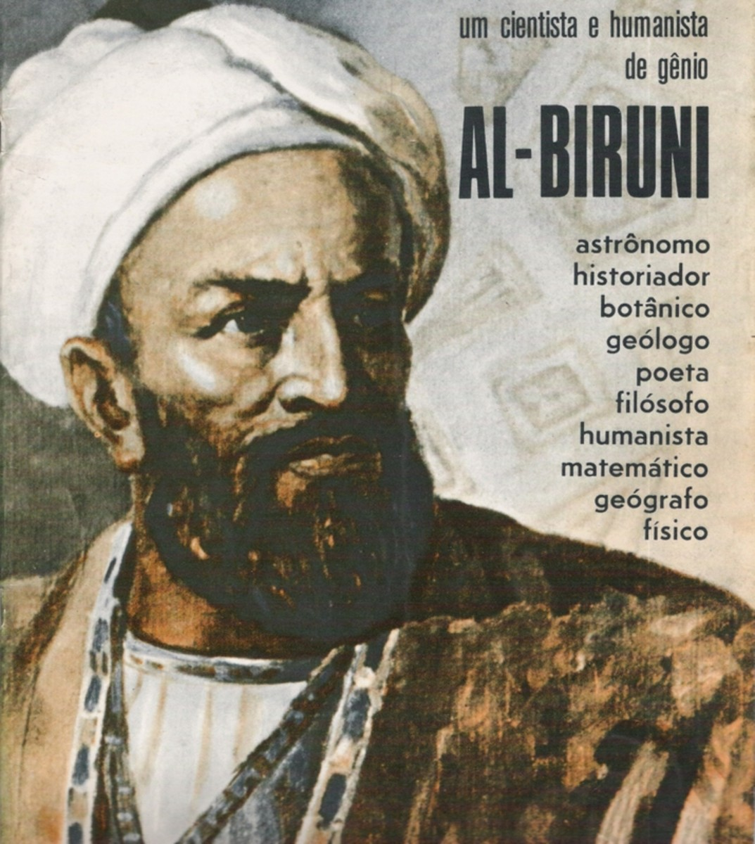 Al-Biruni, a pioneering scientist of the Islamic Golden Age.
