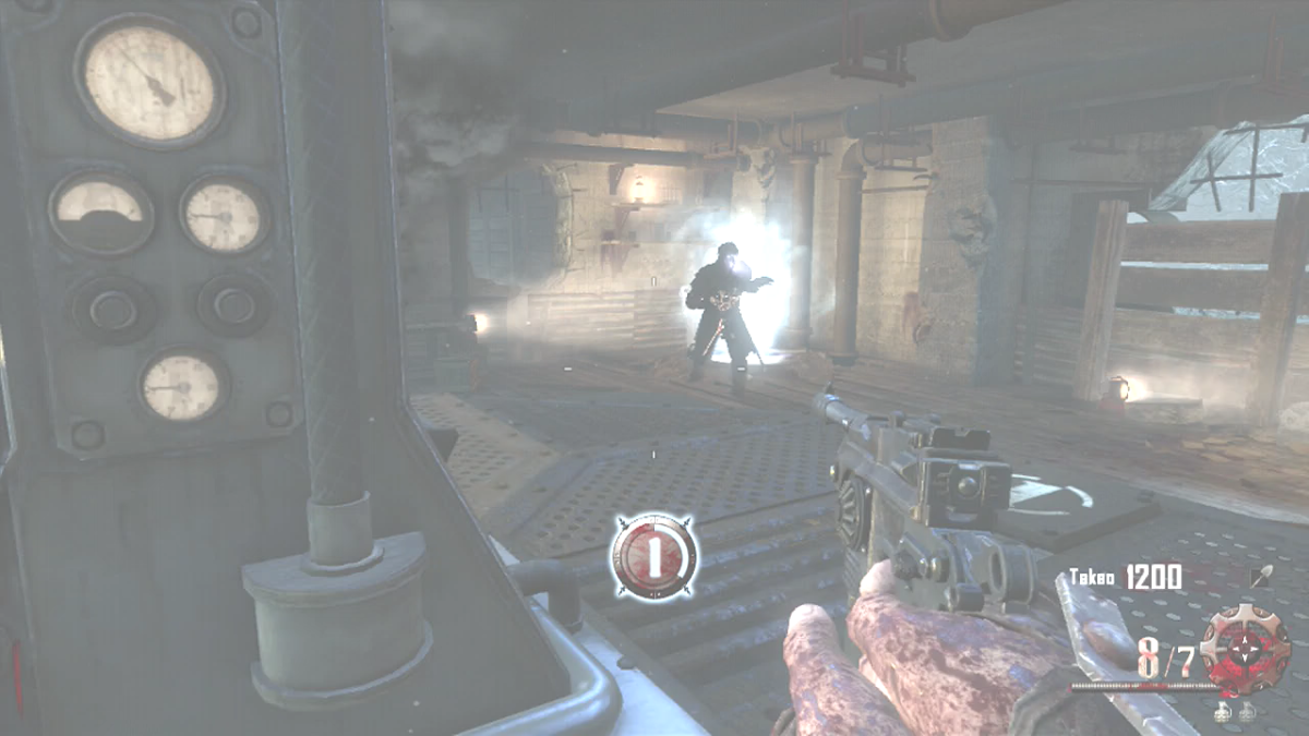 Zombies Origins Map on