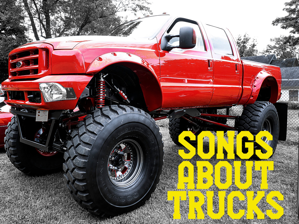 Whether you drive a Chevy, Ford, Dodge, Toyota, or some other brand of pick up truck, celebrate your love of trucks and trucking with a playlist of truck songs.