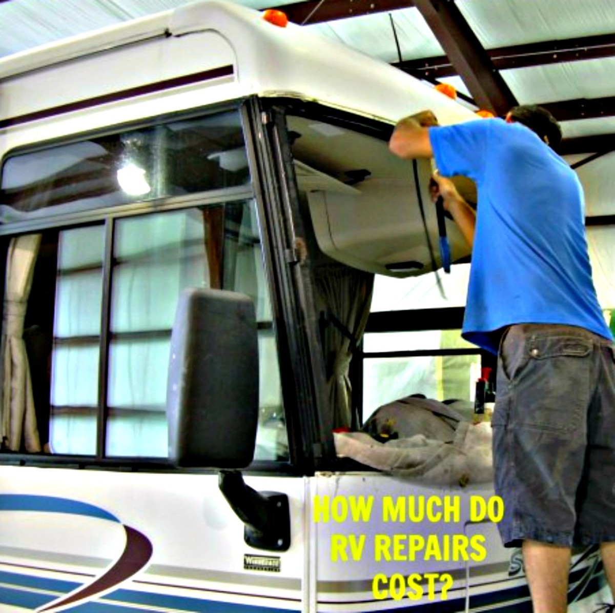 How Much Do RV Repairs Cost? | AxleAddict