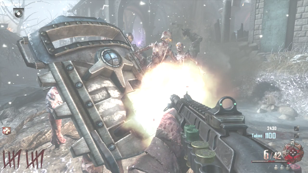 How to Build the Zombie Shield in Origins -