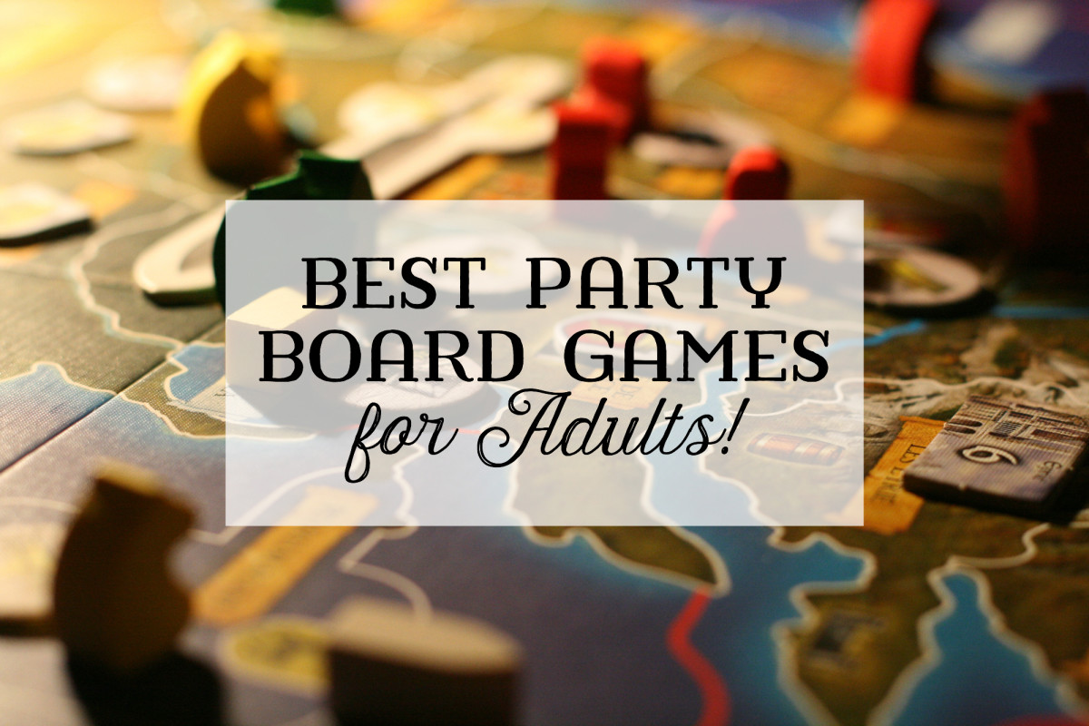 good party games for 10 people