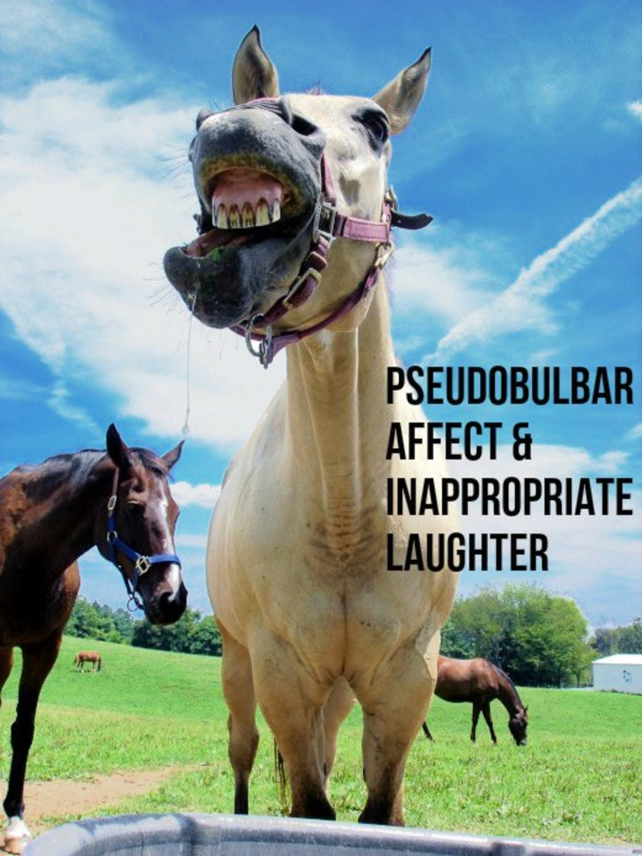 Laughing at a Funeral: Pseudobulbar Affect and Inappropriate Laughter
