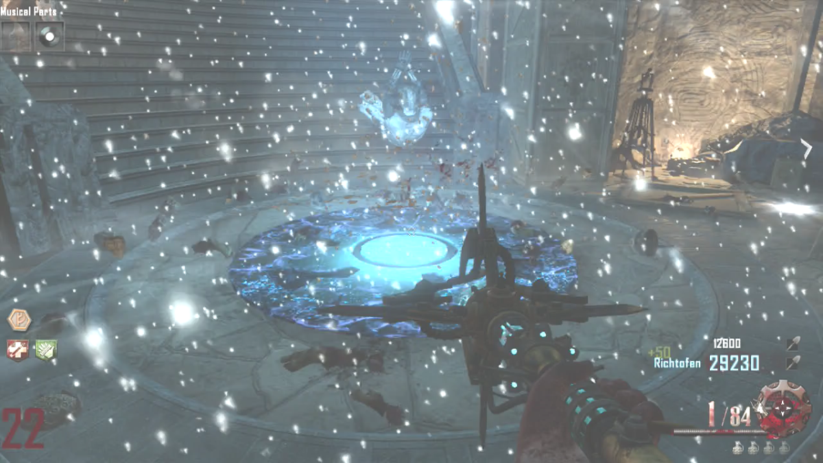 How to Upgrade the Staff of Ice in Origins -
