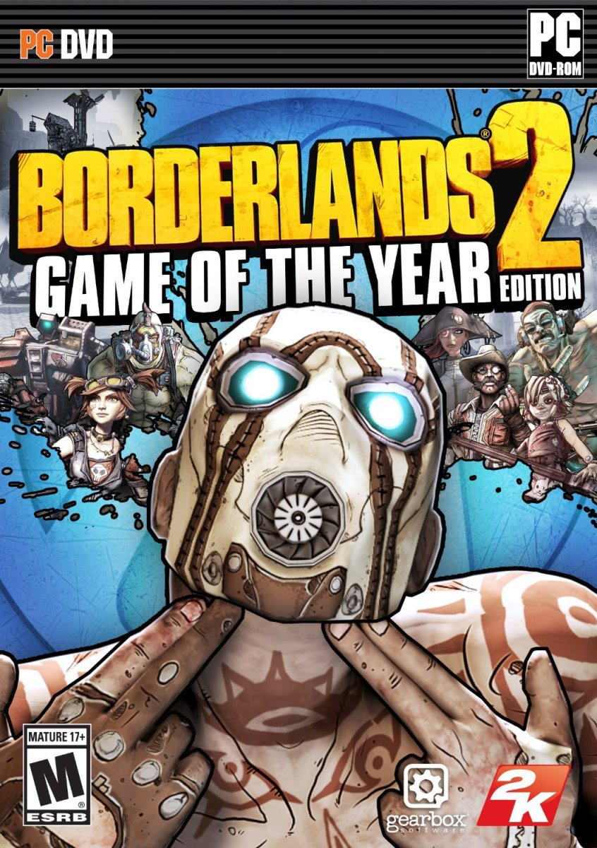 Borderlands 2 Game Of The Year Edition is a Rip-Off