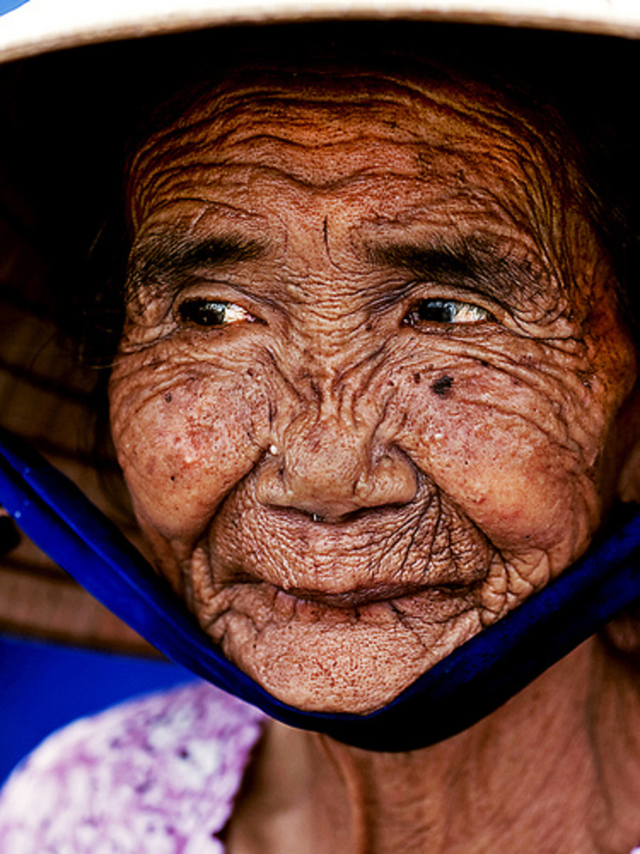 Although wrinkles are a sign of age and maybe wisdom, I want to delay them as much as possible.
